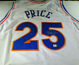 MARK PRICE / NBA ALL STAR / AUTOGRAPHED CLEVELAND CAVALIERS CUSTOM JERSE... - $98.85