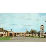 SILVER SPRINGS, FL Florida  MUSTANG MOTOR INN MOTEL Roadside Chrome Post... - $4.45