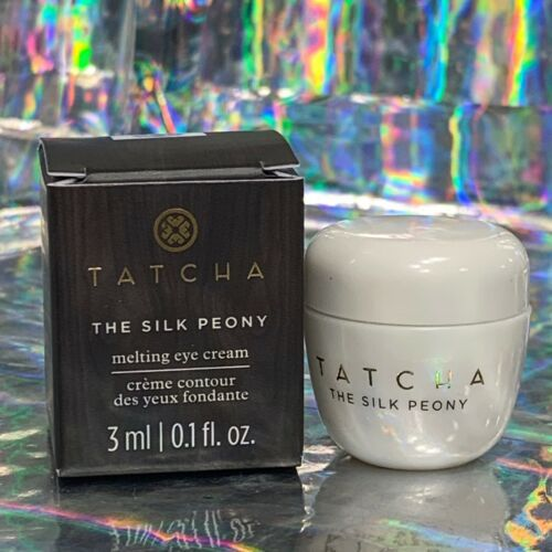 NEW IN BOX TRIAL TATCHA THE SILK PEONY 3mL Long Lasting Hydration