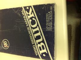 1990 Buick LeSabre LE SABRE ELECTRA PARK AVENUE Service Shop Repair Manu... - $69.25