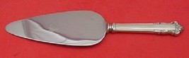 "English Shell By Lunt Sterling Silver Cake Server HH WS 9 3/4"" - $59.00"