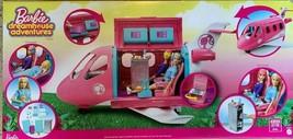 Brand New Barbie Pink JET Vacation Airplane - $150.40