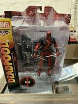 DST Marvel Select Deadpool Action Figure- Excellent Condition - $26.73