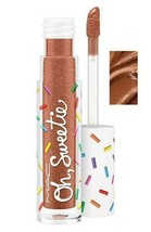 MAC Oh Sweetie Lipcolour Glass - Caramel Sugar (chocolate brown) New in Box - $16.99