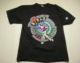 World Championship Toronto August 1994 Basketball Black T-Shirt Adult Si... - $32.62