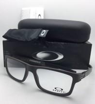 Neu Oakley Brille Currency Ox8026-0254 54-17 Feuerstein Seide Braun-Grau... - $209.54