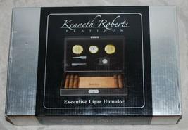 Kenneth Roberts Platinum Humidor CIGAR CUTTER KIT - $32.71