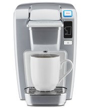 Keurig 119250 Coffee Maker Single-Serve Brew, Platinum - $45.00