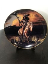 """Spirit of the Rising Sun 8"""" Collector Plate Native American Franklin Mint - $15.76"""