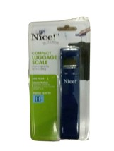 Brand New Nice Compact Luggage Scale - $5.94