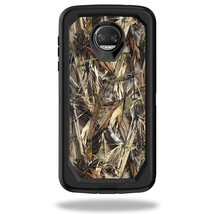 Skin Compatible With Box Defender Motorola Moto Z2 Force - Drt   Protective, Dur - $12.99