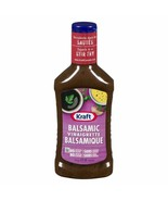 4PACK Kraft Balsamic Vinaigrette 475ml Each- Salad Dressing -FRESH FROM ... - $24.50