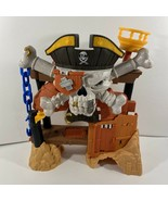 Fisher Price Imaginext Blackbeard's Lair Pirate Playset No Figures 2015 ... - $29.69