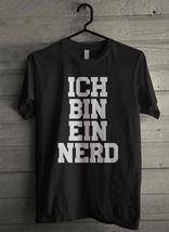Ich Bin Ein Nerd - Custom Men's T-Shirt (2902) - $19.13+
