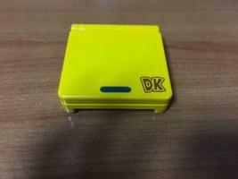 GBA SP Donkey Kong Yellow Console GameBoy Advance Club Nintendo Limited Rare - $995.98