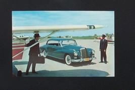 Mercedes Owners postcard brochure 300 d original w189  ponton  - $9.99