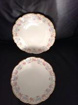 "Jean Pouyat Limoges France Porcelain 8 3/8"" Pla... - $37.05"