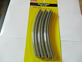 Micro-Trains Micro-Track # 99040904 Track Curved R-195MM 45 Degree  Z-Scale image 1