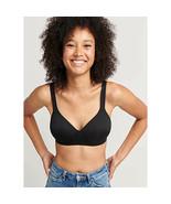Jockey Women's Bras Forever Fit Full Coverage Molded Cup Bra, Black, XX-... - $37.62