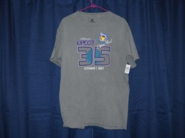 "Disney Epcot 35th Passholder Shirt ""I WAS THERE!"" Size Large (L) NWT Fig... - €31,32 EUR"