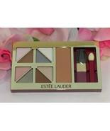 New Estee Lauder Pure Color Eye Shadow Cheek Blush Pallette Soft Neutral... - $22.99