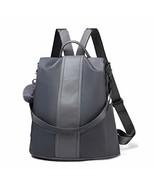 Women Backpack Purse Waterproof Nylon Anti-theft Rucksack Lightweight Sc... - $35.17