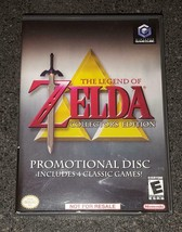 Legend of Zelda Collector's Edition Promotional Disc Complete in Box CIB... - $53.00