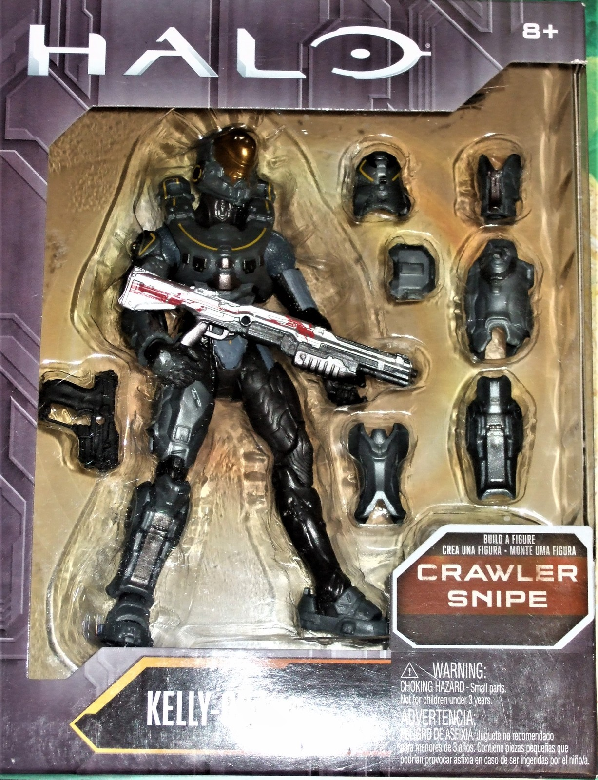 HALO - Kelly - 087 (Action Figure)