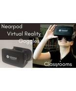 Nearpod Virtual Reality Headsets VR Adventure School Classroom Google Ca... - $14.69