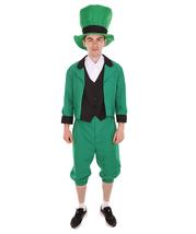 Adult Men's Deluxe Mr. Leprechaun Costume HC-700 - £61.12 GBP+