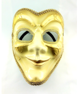 MASQUERADE BALL FETISH PLAY FULL MASK CARNIVAL MARDI GRAS ROLEPLAY - $42.95