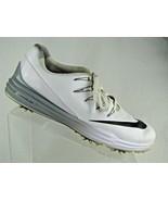 Nike Golf Lunarlon Control 4 Shoes 819037 - 101 White Size 9 - $59.35