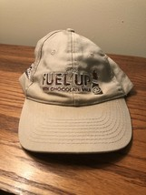 Fuel Up With Chocolate Milk Hat Cap The Wear Tan Strapback - $20.10
