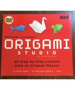 Origami Studio.Michael LaFOSSEs .Origami Sheets - $9.50