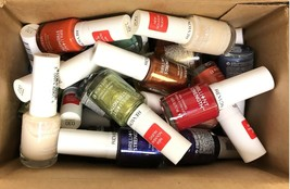 Mixed Wholesale Lot of 46 Revlon Brilliant Strength Nail Polish  Assorte... - $69.99