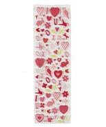 Martha Stewart Crafts Valentine Foam Icon Stickers - $8.90