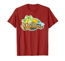 Tee shirts -  Mallorca Birthday Souvenir Gift T-Shirt For Men And Women Men - $19.95+