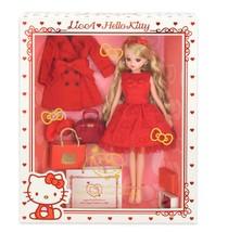 Licca Stylish Doll Collection Hello Kitty Celebration Style TAKARA TOMY ... - $279.99