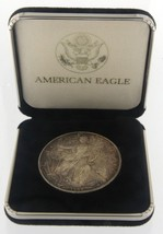 United states of america Silver Coin $1 walking liberty dollar - $49.00