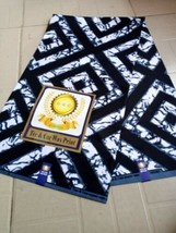 Ankara Fabric Batik African Prints Sewing Crafts Quilting Kimono Per Yard - $8.07