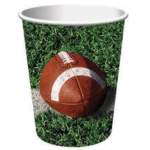 Tailgate Rush 9 oz Hot/Cold Paper Cups/Case of 96 - $37.94