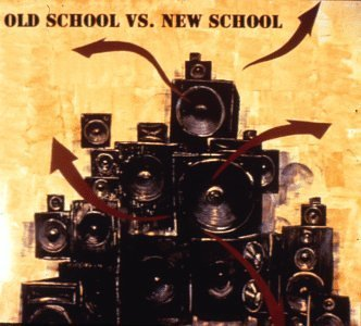 Primary image for Old School Vs New School Import Various Artists (Artist)  Format: Audio CD