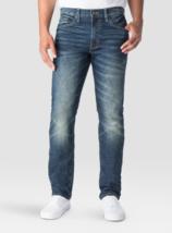 Denizen by Levi's Men's 232 Slim Fit Straight Leg Jeans, Santos 30 X 30 - $28.49