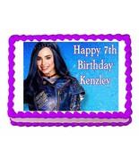 Disney Descendants Evie party edible cake image cake topper frosting sheet - $7.80