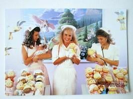 Vintage Cabbage Patch Kids Post Card 2002 BabyLand General Hospital -L10 - $3.91