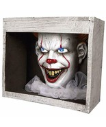 Morbid Enterprises IT 2019 Pennywise In The Sewer Animated Halloween Pro... - £69.44 GBP