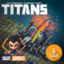 Planetary Annihilation Titans - PC / Steam CD Key - Digital Game Download Code - $13.99