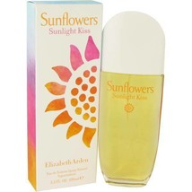 Sunflowers Sunlight Kiss Perfume By  ELIZABETH ARDEN  FOR WOMEN  3.4 oz ... - $21.70