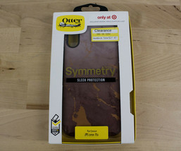 """OtterBox Apple iPhone XR Symmetry Case Ultra Slim One Piece """"Lost My Marbles"""" - $14.99"""