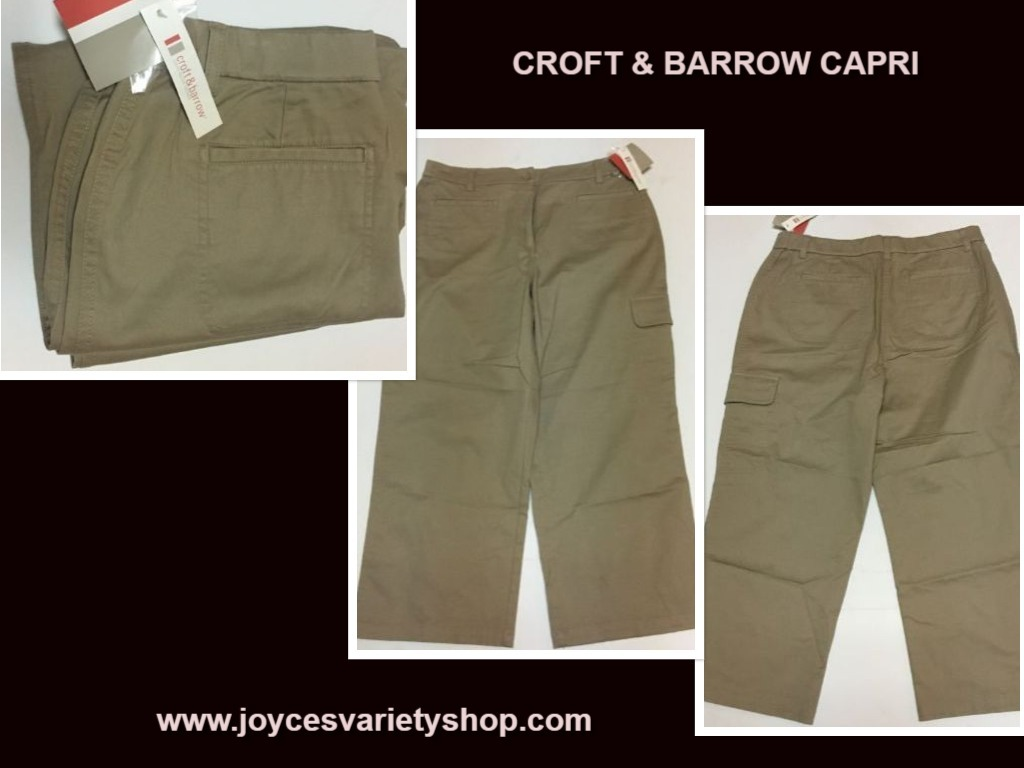 Croft   barrow capri beige web collage